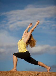Z-Yoga page, woman doing yoga, Z-Yoga San Diego